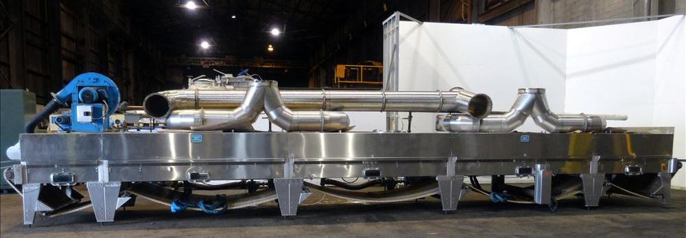 Used food processing cooling tunnels regal equipment for A shear pleasure pet salon