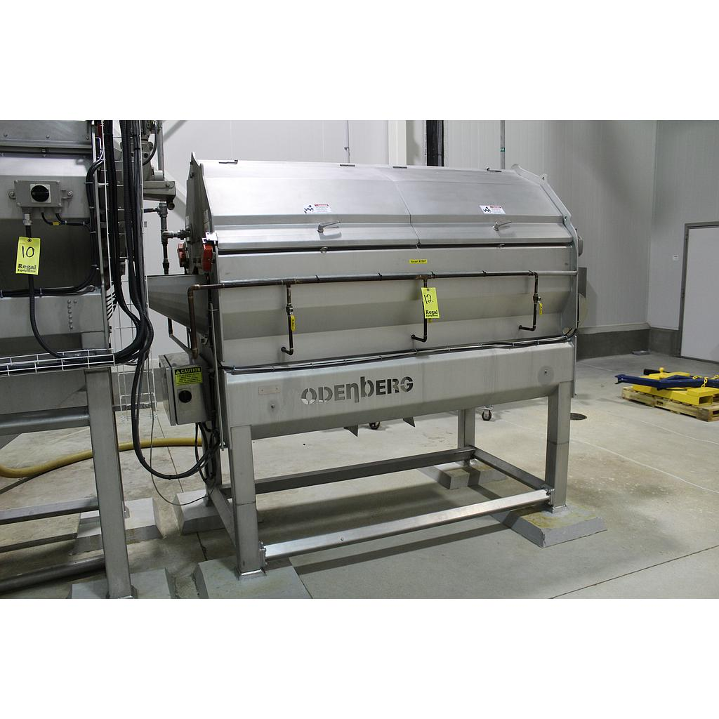 Used Odenberg Food Processing Equipment | Regal Equipment
