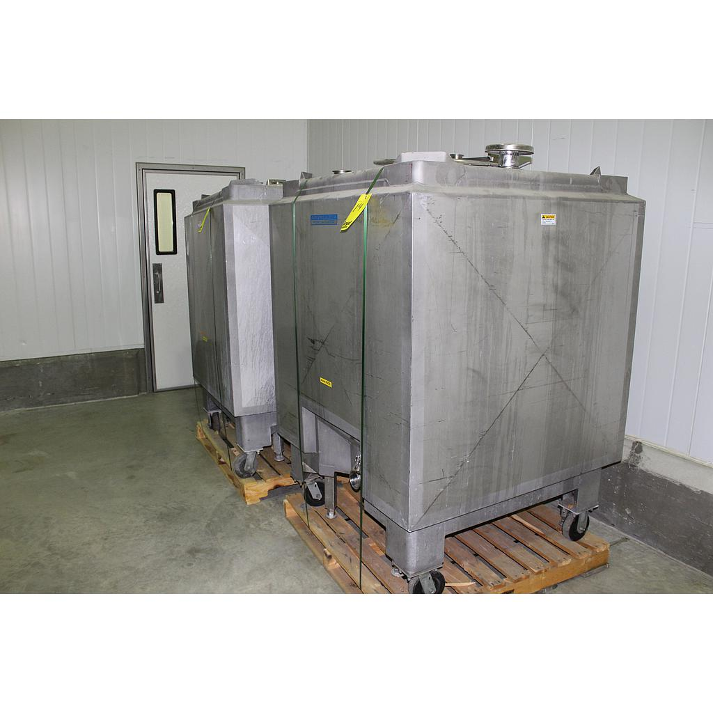 Mueller Porta Tank 435 Gallon for sale